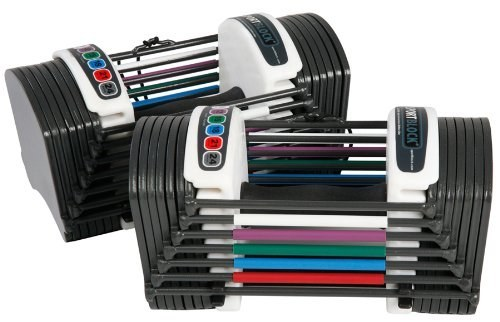 All Of The Dumbbells