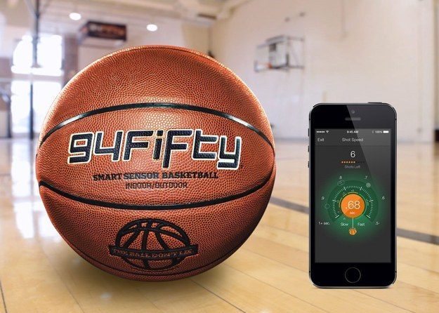 Basketball That Coaches You