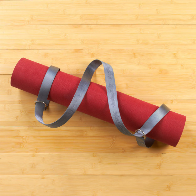 Carrier That Makes Toting a Yoga Mat Not Awkward