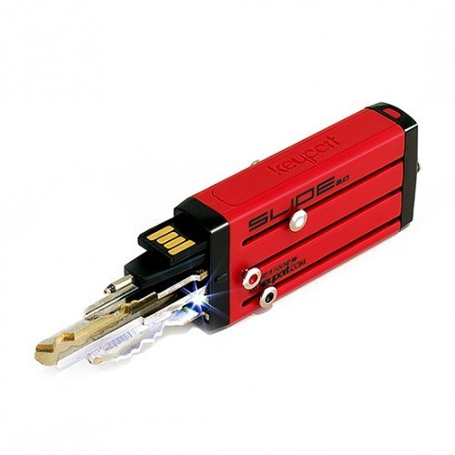 Tiny Multipurpose Gadget For All Your Keys