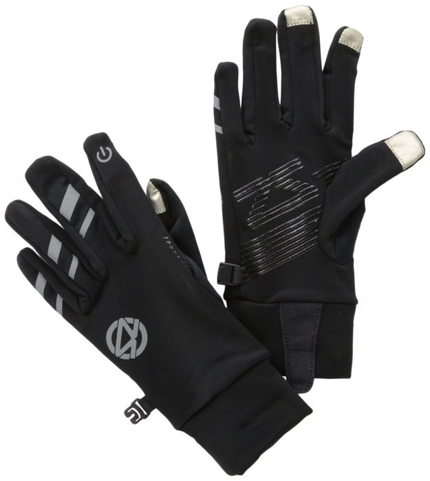 Touchscreen-Ready Running Gloves That Eliminate Snot Rockets