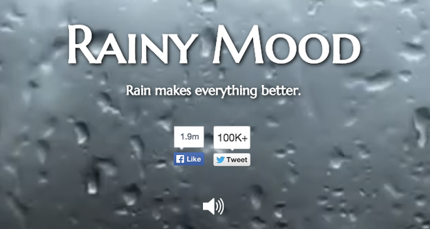 Rainy Mood.