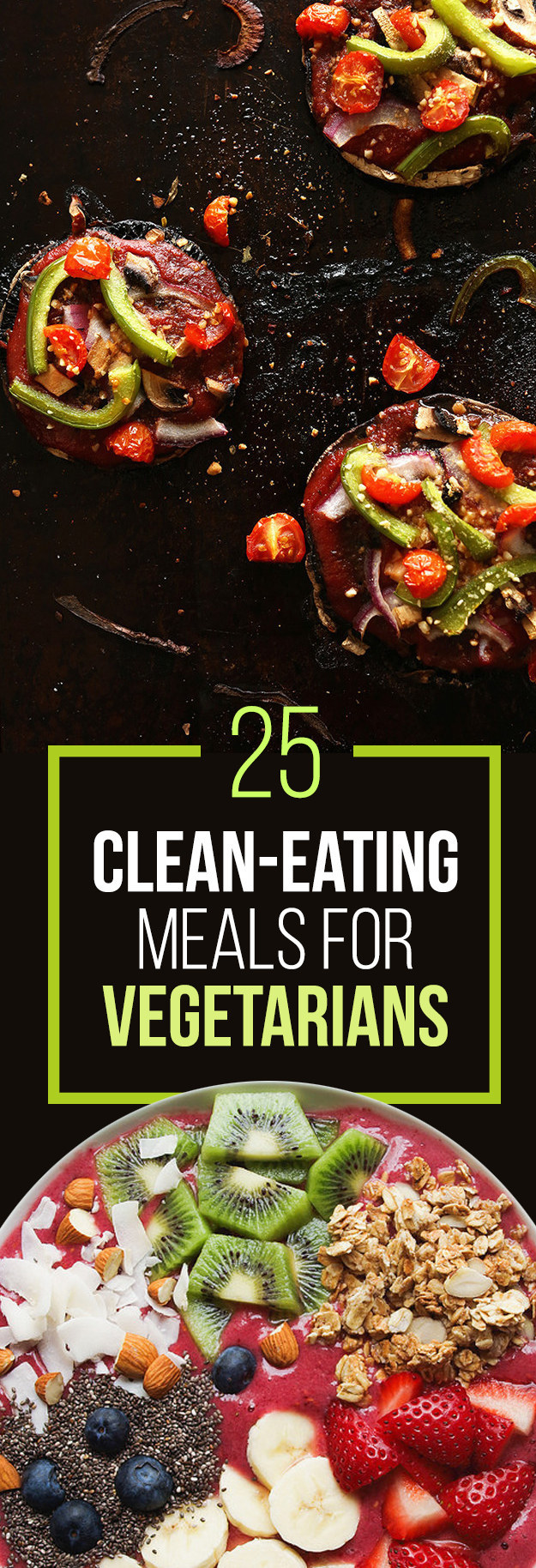 25 clean eating meals for vegetarians pharmacypedia
