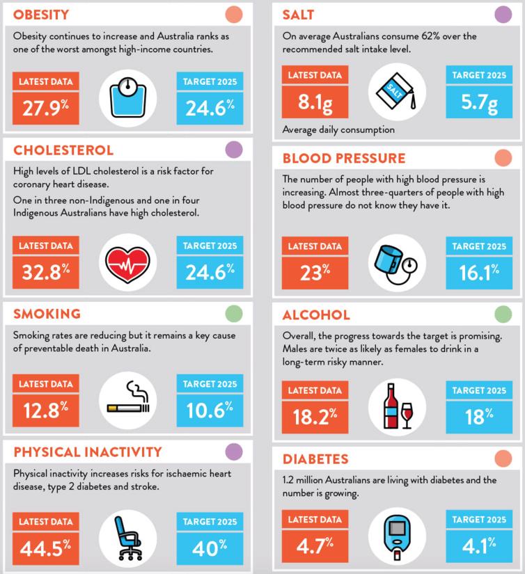 Image: Australia's Health Tracker 2016