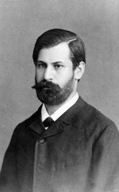 Image: Although Freud is widely credited as developing the idea of an unconscious, he was not the originator of the term.